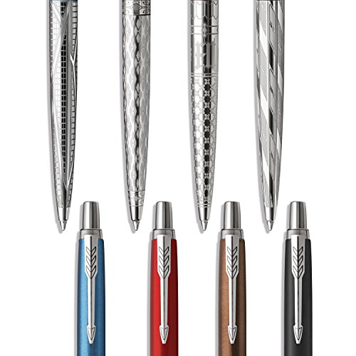 0.7... Medium Point PARKER Jotter Special Edition Ballpoint Pen Bronze Gothic