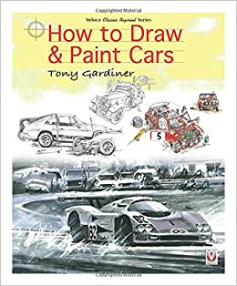 Book How to Draw & Paint Cars