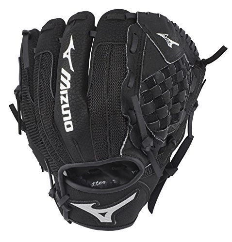 Infielders Youth Baseball Glove - Mizuno GPP1000Y3 Youth Prospect Series PowerClose Baseball Gloves, 10