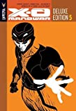 img - for X-O Manowar Deluxe Edition Book 5 book / textbook / text book
