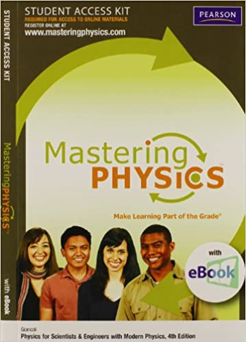 Amazon mastering physics with e book student access kit for mastering physics with e book student access kit for physics for scientists engineers with modern physics 4th edition fandeluxe Choice Image