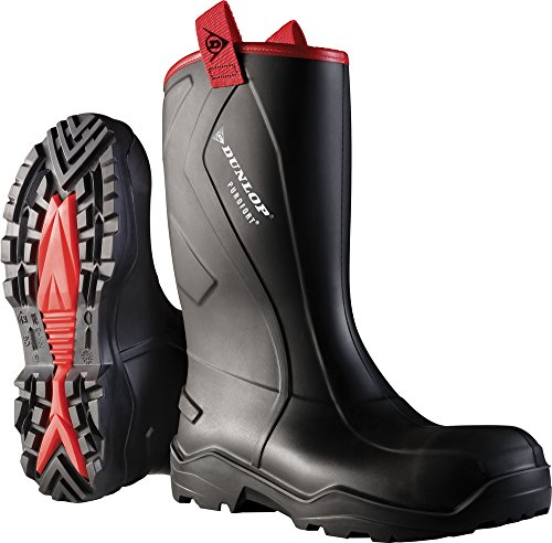 Bottes Dunlop PUROFORT + Rugged taille 42