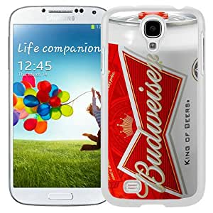 Beautiful And Unique Designed Case For Samsung Galaxy S4 I9500 i337 M919 i545 r970 l720 With Budweiser (2) Phone Case