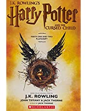 Harry Potter and the Cursed Child, Parts One and Two: The Official Playscript of the Original West End Production: The Official Script Book of the Original West End Production