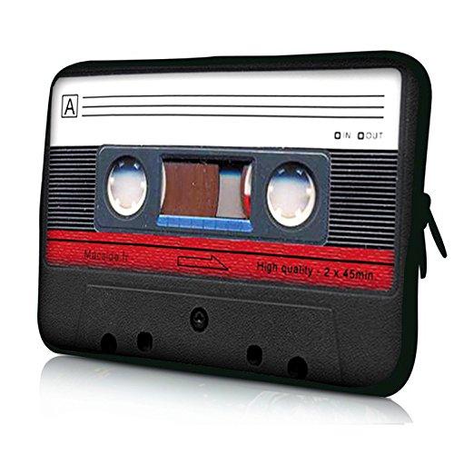 "Cassette Tape 13"" 13.3"" inch Notebook Laptop Case Sleeve Car"