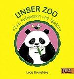 Unser Zoo zum Aufklappen und Spielen