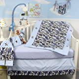13 Piece Baby Crib Nursery Bedding Set