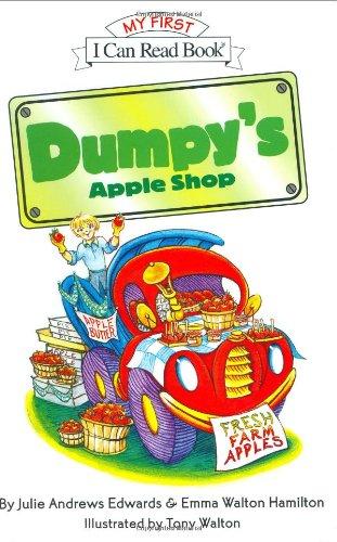 book cover of Dumpy\'s Apple Shop