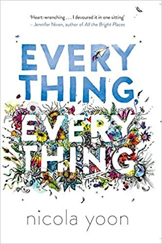 [By Nicola Yoon] Everything, Everything (Paperback)【2015】by Nicola Yoon (Author) [1879]