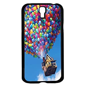 The Traveling House with a Million Ballons Hard Snap on Phone Case (Galaxy s4)