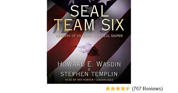 Seal Team Six Audiobook