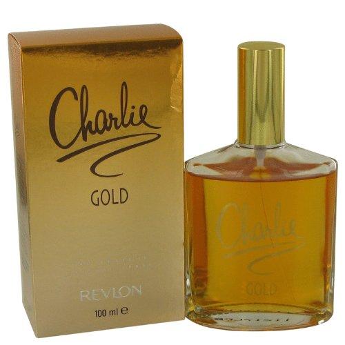 CHARLIE GOLD by Revlon Eau Fraiche Spray 3.4 oz / 100 ml for Women