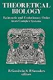 Theoretical Biology, Brian Goodwin, 0852246005