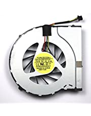 Power4Laptops Replacement Laptop Fan Compatible with HP DFB552005M30T F9V8 111910B