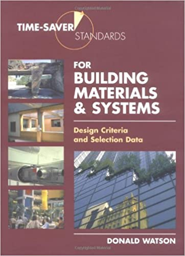 Time saver standards for building materials systems design time saver standards for building materials systems design criteria and selection data 1st edition fandeluxe Image collections