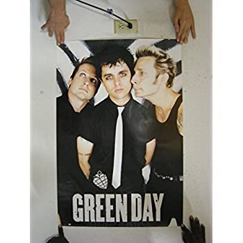 Green Day 99 Revolutions Tour Poster