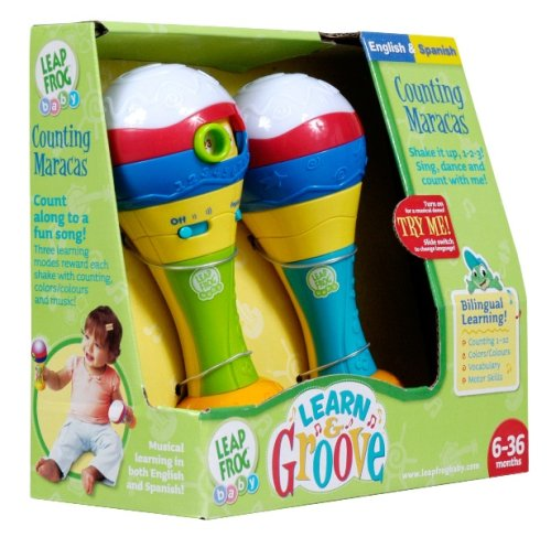 LeapFrog Learn & Groove Counting Maracas by LeapFrog (Image #5)