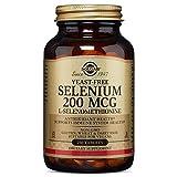 Solgar – Yeast-Free Selenium 200 mcg, 250 Tablets