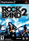 Rock Band 2 - PlayStation 2 (Game only)