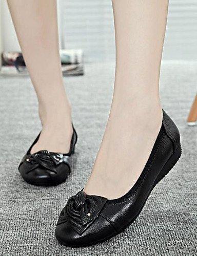 Azul Planos Black Zapatos Semicuero Uk6 Plano Negro Mujer Zq us8 Cn40 Tac¨®n us5 Almendra Comfort Punta Eu36 Cn35 White Casual 5 5 Redonda Uk3 Blanco Eu39 De 5 5 7xvdwdBq8