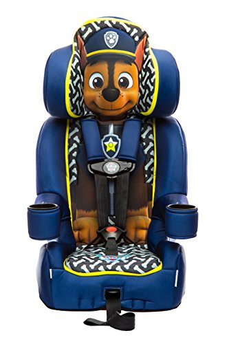 Why Choose KidsEmbrace Paw Patrol Car Seat Booster, Nickelodeon Chase Combination Seat, 5 Point Harn...