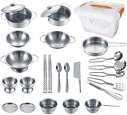 Amazon.com: KEJIH - Juego de utensilios de cocina de 25 ...