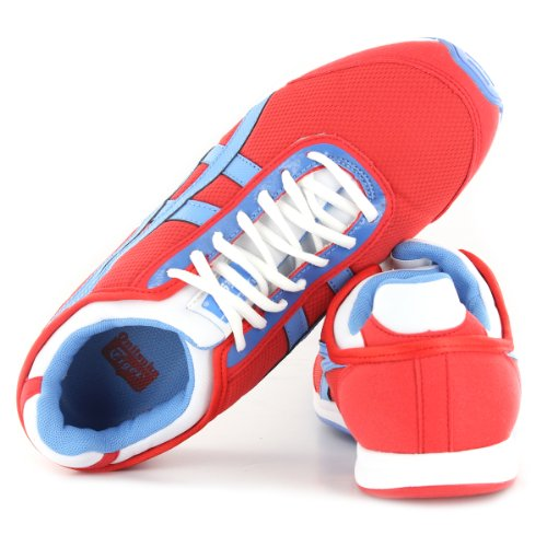 Onitsuka Tiger Golden Spark Bleu Orange Rouge