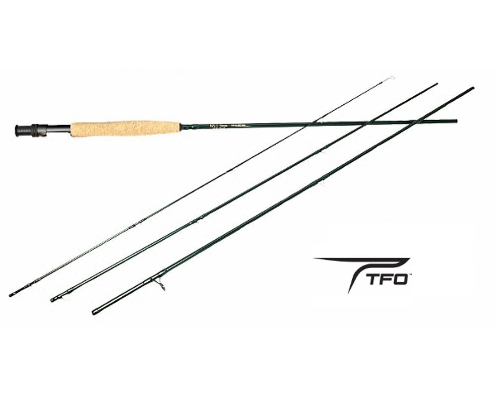 TFO NXT Series Fly Rod - 4/5wt 8ft 6in 4pc