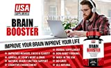 Brain Booster Natural Focus Supplements for