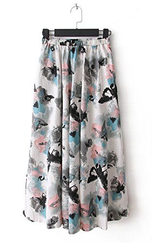 ink butterfly maxi dress - 1