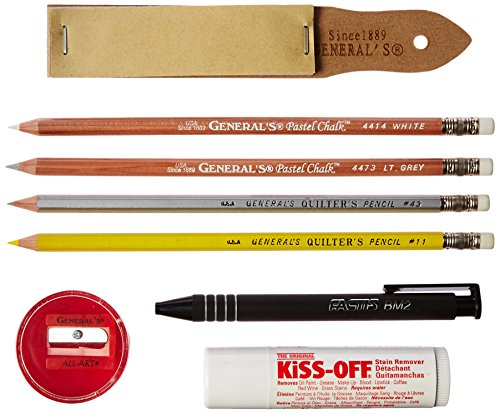 General Pencil Quilters Survival Kit by General Pencil