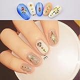 Nails Art Accessories Rose Gold Rivets Rhinestones For Nails Mixed Sizes 1000Pcs/Bag Sindy