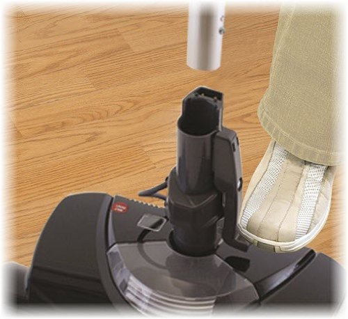 """Panasonic """"OptiFlow"""" Canister Vacuum"""