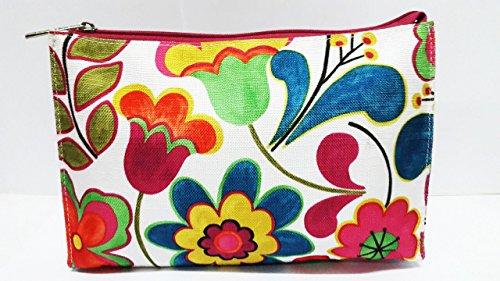 clinique-2012-fall-2pc-floral-print-cosmetic-makeup-bag-set