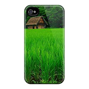 Iphone 4/4s Case Cover Country Cabin Case - Eco-friendly Packaging