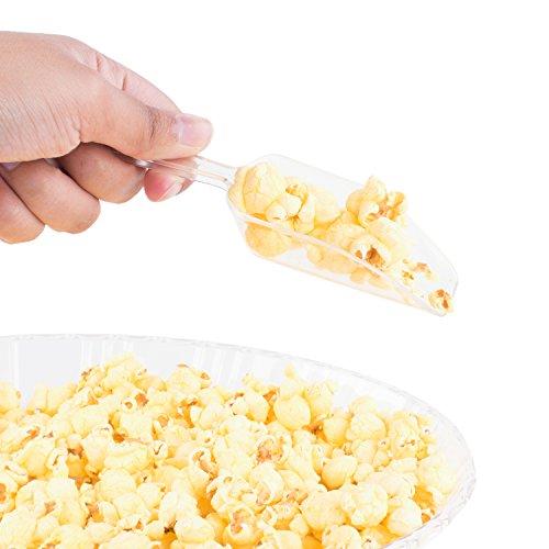 Buy popcorn scoops for popcorn bar plastic
