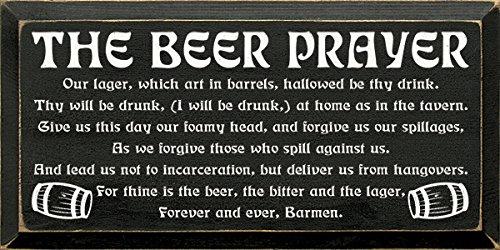 beer barrel sign - 2
