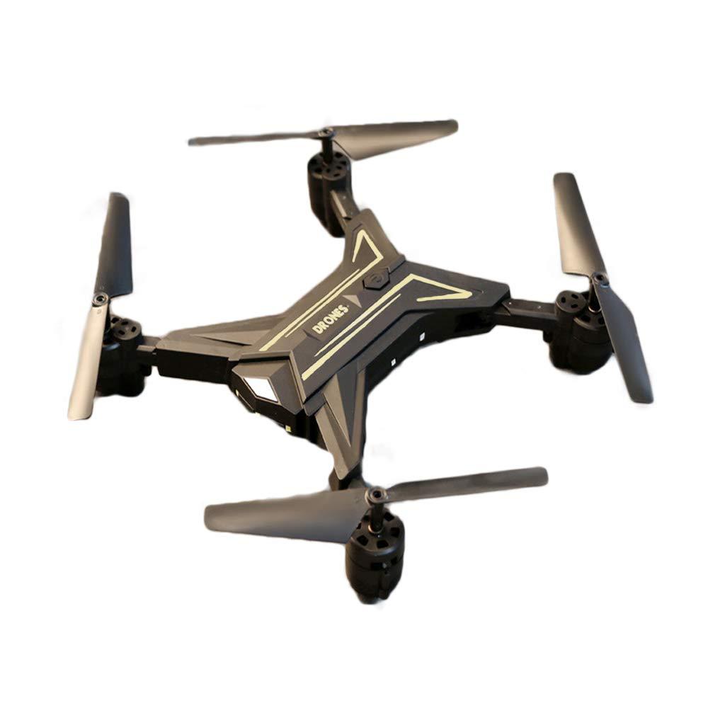 WZQ Drone Con HD Camara,Con Videocaacute;mara 1080P HD, HD, HD, Wifi FPV RC Aviones Con 2.4Ghz Control Remoto, Cuadricoptero Con 90ordm; Gran Angular Y Funcioacute;n Siacute;gueme, Sostenedor De Altitud, Funcioacute;n Modo Sin Cabeza d7840d