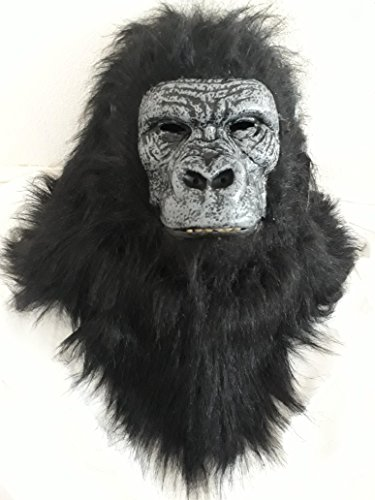 Animated Gorilla Mask -