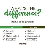 Nutiva Organic Cold-Pressed Hemp Seed Protein