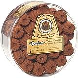 Goufrais Eiskonfekt feinste Pralinen. Gugelhupf Schoko Trüffel Kakao-Konfekt. Geschenk Praline. Genuss pur Rundbox 500 g