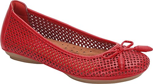 Sofft Red Shoes (EuroSoft Women's Sarno Red Sandal)