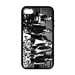 CASECOCO(TM) Asking Alexandria Series Black Case&Cover for iPhone 4/4s