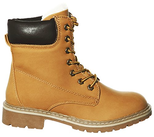 up Boots B camel2 Ankle New Lace Zqx8w5BS