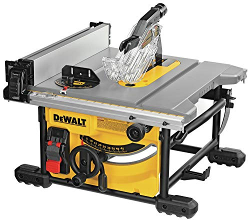 DEWALT DWE7485 8-1/4 in. Compact Jobsite Table Saw