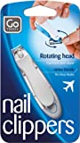 Airline Friendly Nail Clippers With Nail File