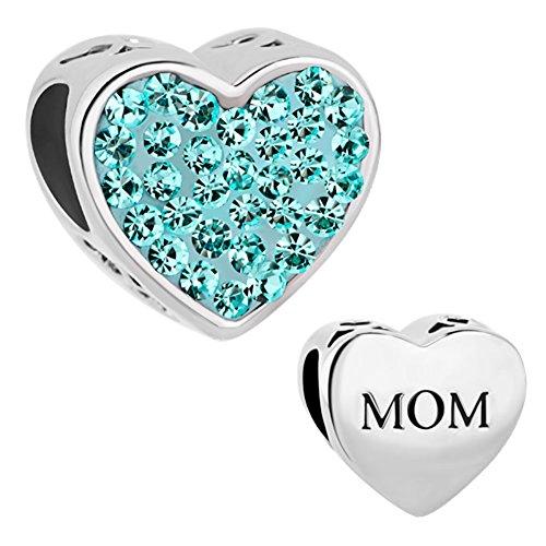 CharmSStory Mother Birthstone Crystal Bracelets