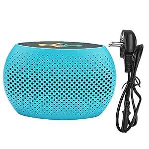 Zerodis 250ml Mini Deshumidificador eléctrico portátil Eliminar la Humedad para Dormitorio,Baño, Armario(EU)