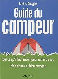 Guide du campeur par Ed Douglas