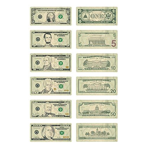 TEACHER CREATED RESOURCES MONEY ACCENTS BILLS (Set of 12)
